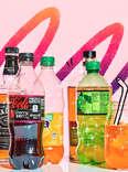 soda and spirits