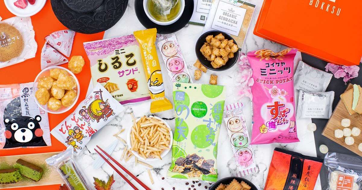 Visit Japan From Your Couch With Bokksu's Japanese Snack Subscription