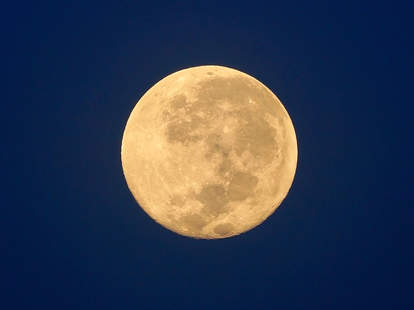 April 2020 supermoon