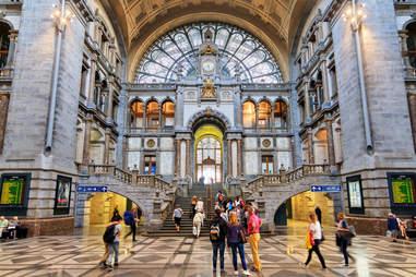 Antwerp Centraal Statio