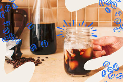 cold brew at home