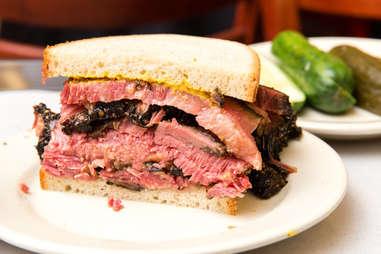 katz's deli sandwich