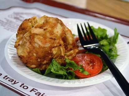 Faidley's Famous Crab Cakes