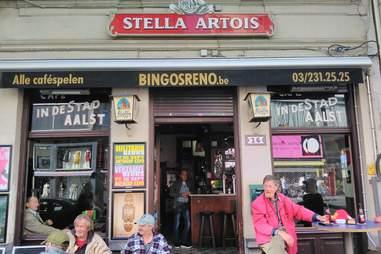 Café 'In de Stad Aalst'