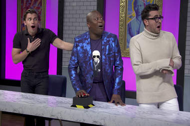 tituss burgess quibi dishmantled cooking competition interview