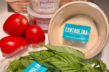 Centrolina pizza making kit