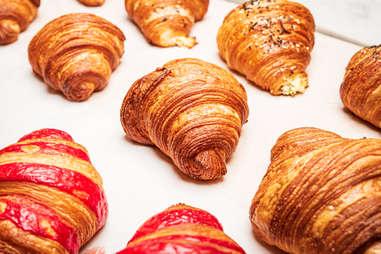 Patisserie Chanson croissants