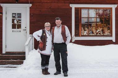 Irene and Ari Kangasniemi