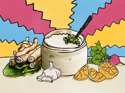 horseradish passover