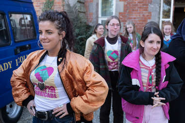 jamie-lee o'donnell in derry girls