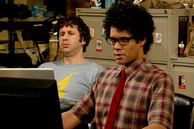 Richard Ayoade in the it crowd