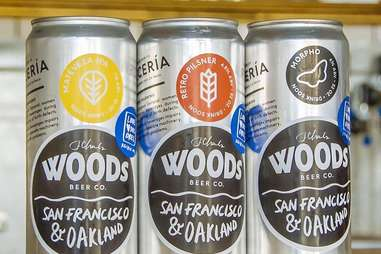 WOODS Beer Company