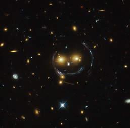 Galaxy image of hubble