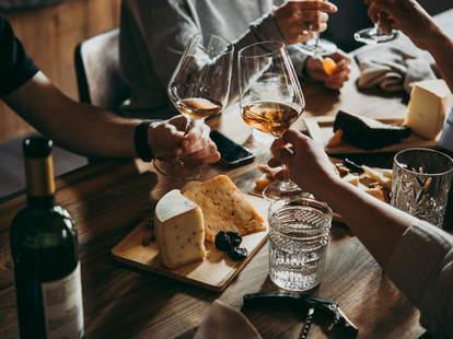virtual tastings and happy hours