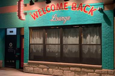 Welcome Back Lounge