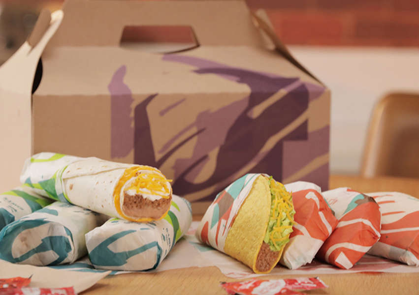 Taco Bell Cravings Pack What Comes In The Newest 10 Box Thrillist