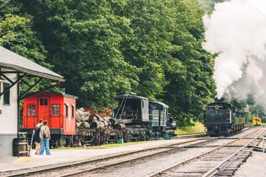 Cass Railroad West Virginia