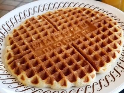 waffle house delivery
