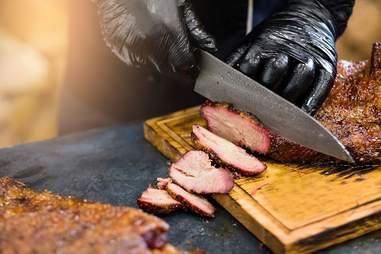 Tony's meat and market