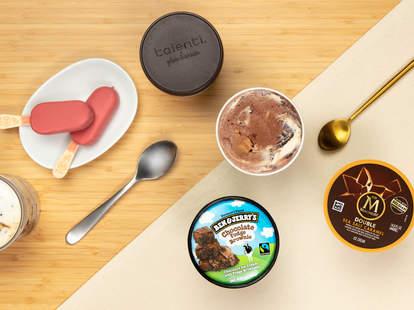 free ice cream shop postmates