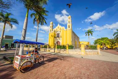 San Juan Park, Mérida
