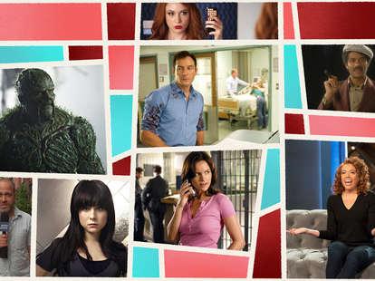 one season tv shows