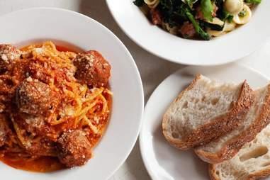 frank restaurant pasta