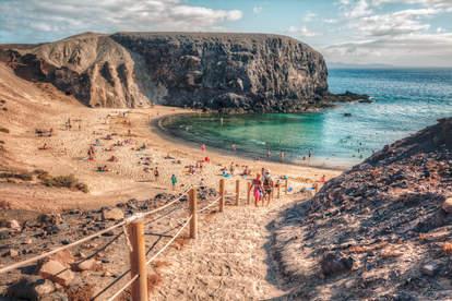 Lanzarote, the Canary Islands, Spain