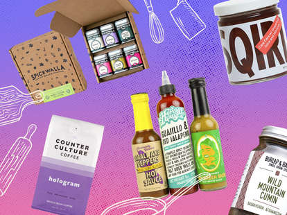 chef moms mom mother's day mothers mother gift ideas guide food chefs jam pancakes spices cookbooks essentials