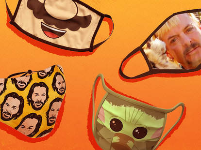 Where To Buy Face Masks Fun Creative Face Coverings To Buy Online Now Thrillist