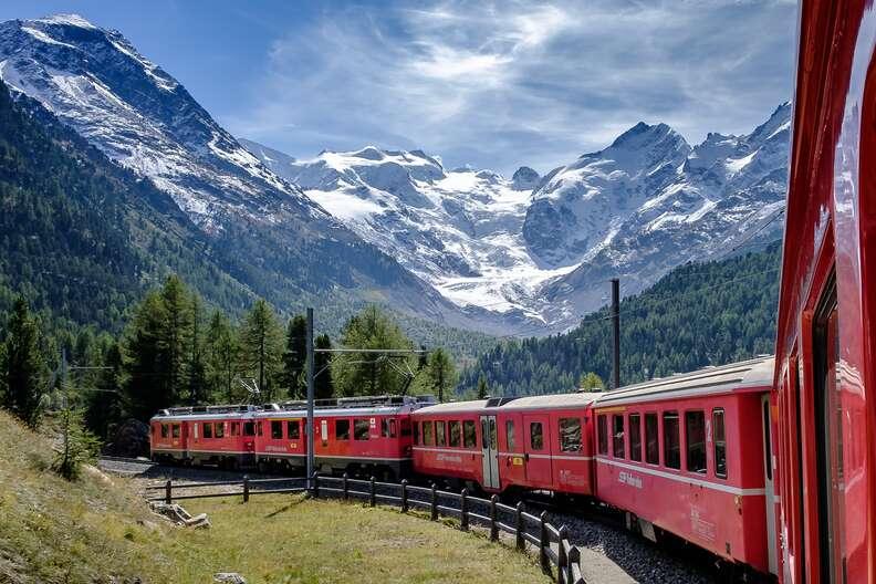 Pontresina, Switzerland