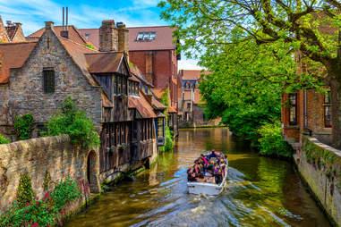 Bruges, West Flanders province, Belgium