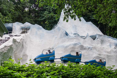Ice Mountain Bobsled