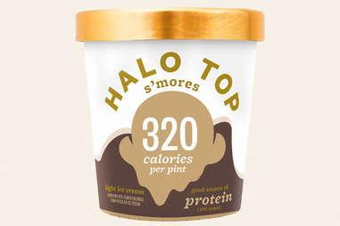 halo top smores flavor ranking