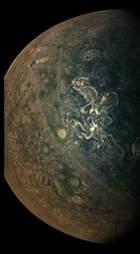 NASA jupiter image Juno