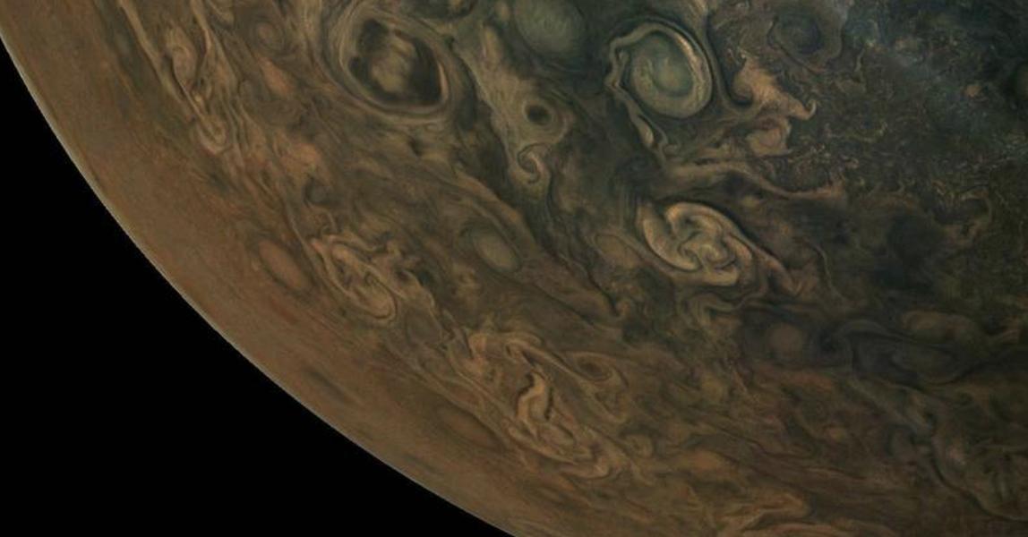 NASA Just Shared a Stunning New Image of Jupiter