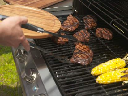 grilling help hotline