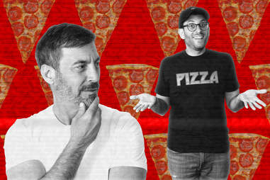 "Mark Iacono and Scott Wiener of ""Really Dough?"""