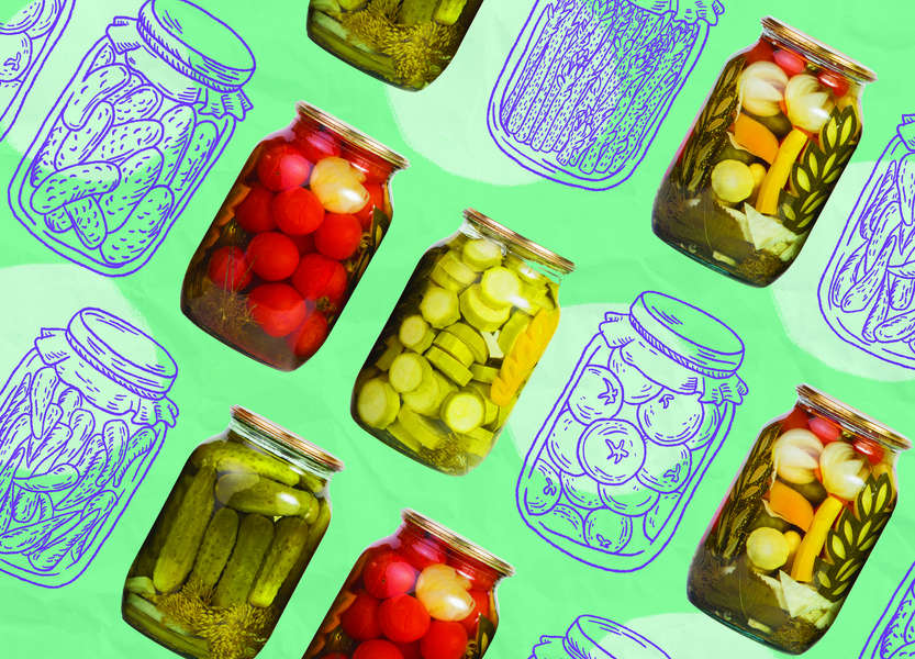 Weekend Project: The Laziest Guide to Making Pickles