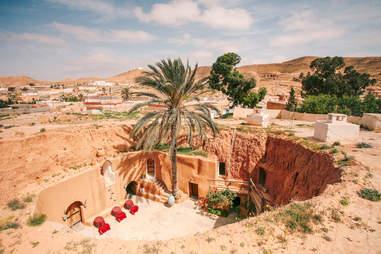 Tunisia, Matmata