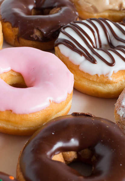dunkin's on National Donut Day