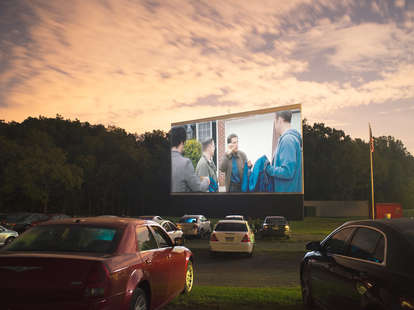 Becky's Drive-In Movie Theater