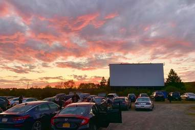 The Mahoning Drive-In Theater