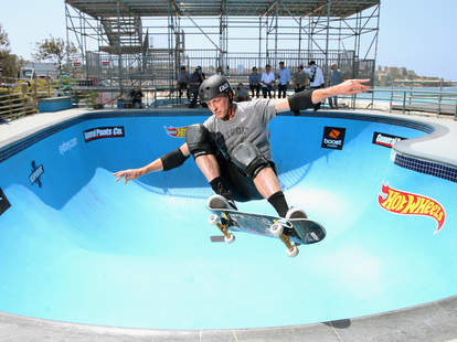 tony hawk masterclass skateboard