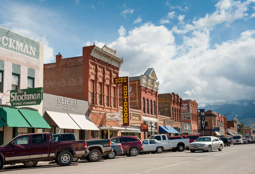 This Rowdy Cowboy Town Is a Magnet for Artists, Celebs, and Cool Kids