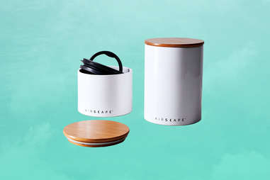 Airscape Coffee Canister Planetary Design Cold Brew