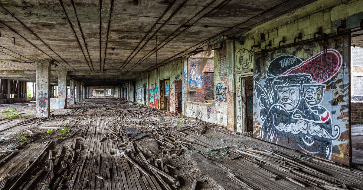Coolest Abandoned Places In Michigan Ghost Towns Haunted Spots More Thrillist,Live Laugh Love Wooden Signs