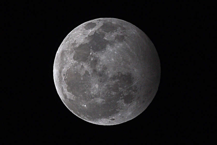 A 'Strawberry Moon' Lunar Eclipse Happens Today. Here's How You Can Watch Online.