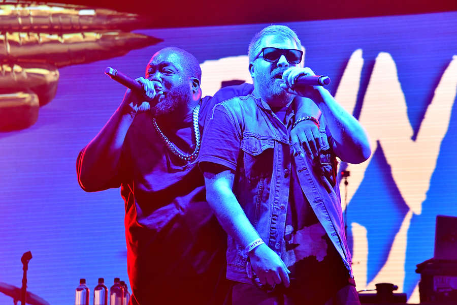 Run the Jewels Released Their New Album Early And It's Already Making a Difference