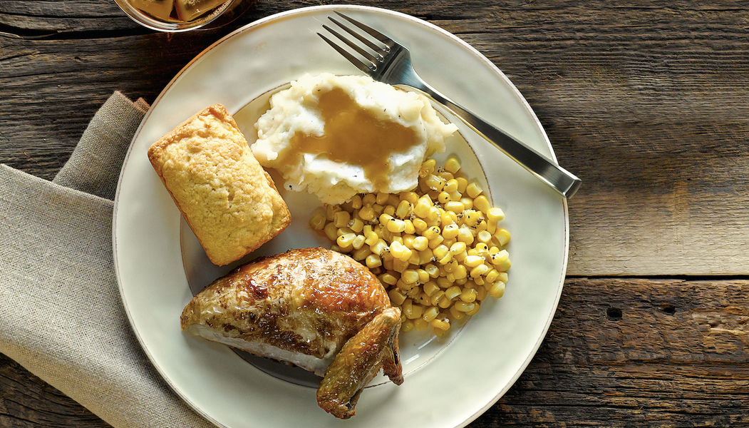 Get a Totally Free Rotisserie Chicken Dinner From Boston Market This Month